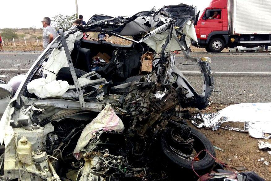 acidente-1 Paraíba registra mais de 8 mil acidentes de trânsito e motocicletas lideram com 86% dos casos