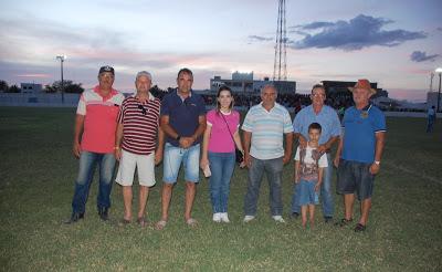 z Vereadores de Monteiro prestigiam o esporte na Copa Dr Chico