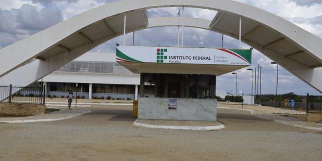 FPB lança edital de seleção com 3.670 vagas em cursos técnicos; Monteiro oferta vagas