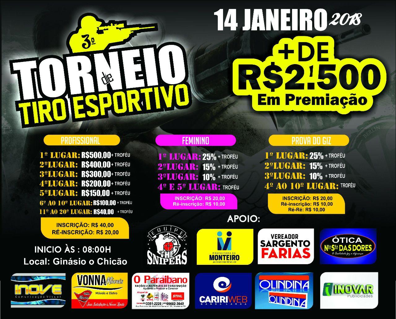 TORNEIO-DE-TIRO-ESPORTIVO-1024x824 Monteirense é 1º Lugar em Bolão de Tiro Esportivo Carabina de Pressão em São José do Egito