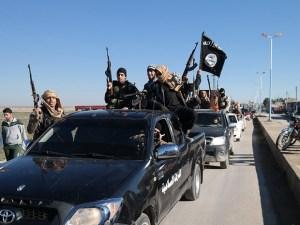 estado-islamico Guerra contra EI deixou 3.298 civis mortos em 2017