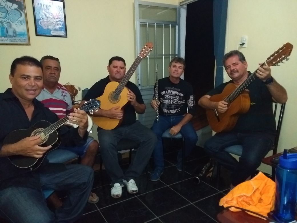 quinteto_choro_monteiro Secretaria de Cultura de Monteiro reinicia programa Arena Cultural nesta sexta-feira