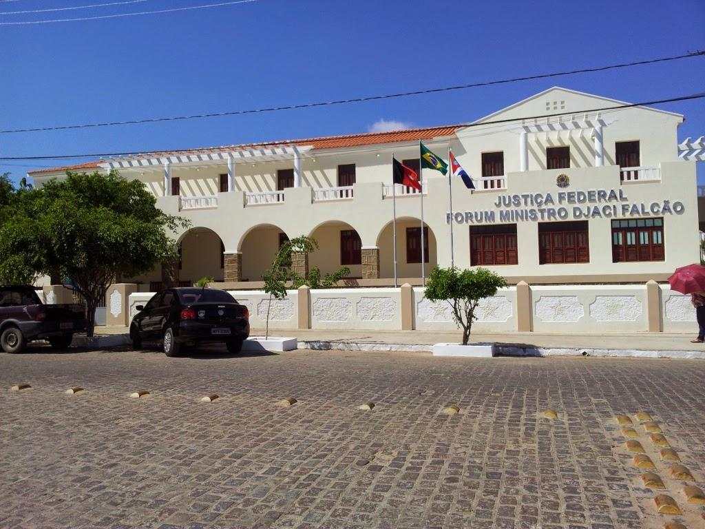 justica_federal_monteiro Justiça Federal na Paraíba cria Central Integrada de Mandados
