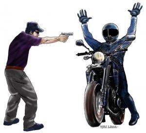 moto-tomada-por-assalto-300x272 Homem tem moto tomada por assalto em Sumé.