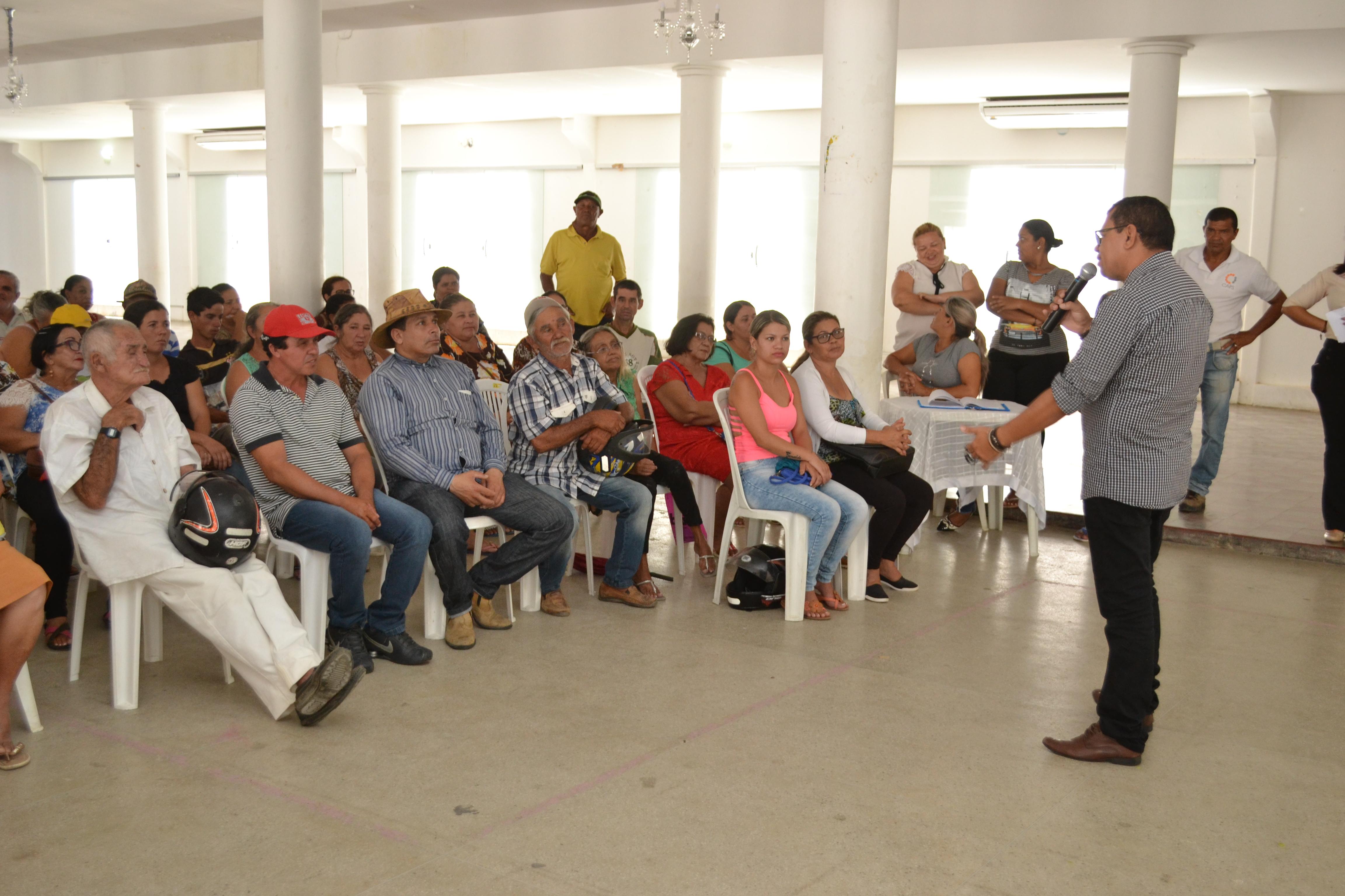 DSC_0023 CAPS I de Monteiro realiza primeira reunião do ano com familiares e usuários