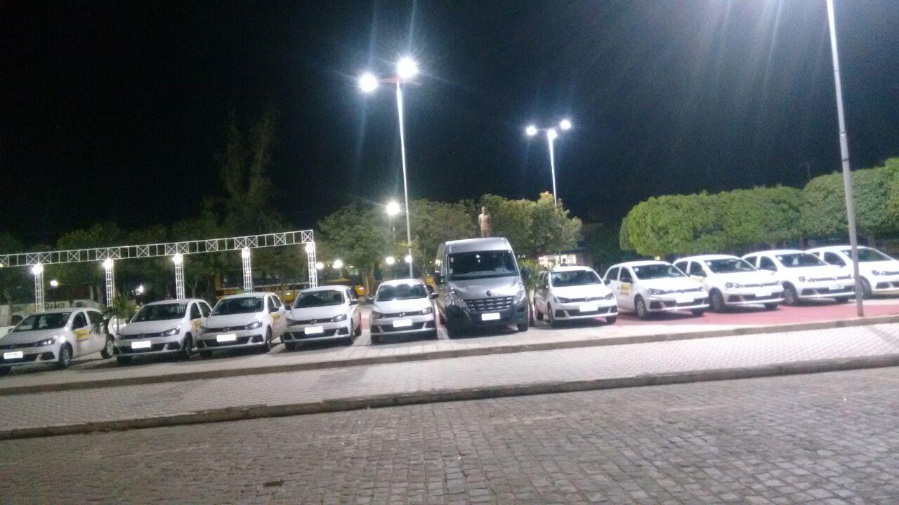 Frota_Renovada. Prefeitura de Monteiro renova a frota de carros para uso nos serviços essenciais