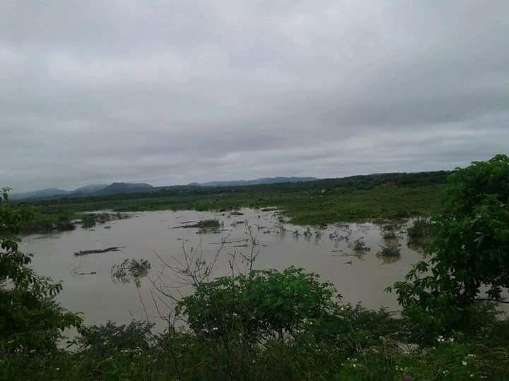 IMG-20180302-WA0037 Açude Pocinhos volta a receber volume de água depois de anos seco