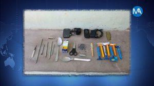 cadeia-sertania-300x169 PMPE realiza operação de busca na Cadeia Mul. de Sertânia e encontra celulares e objetos perfurantes