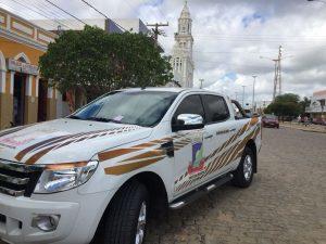 carro-da-prefeitura-de-sumé.jpg02-300x225 Em Monteiro: Carro da Prefeitura de Sumé é Multado pela Fiscalização de Trânsito, por estacionar em local proibido