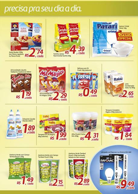 z4.3 Bom Demais Supermercados está com novas promoções e você pode ganhar vários prêmios