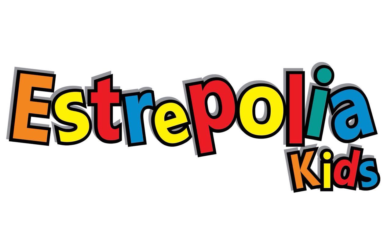 logo Promoção de São João Estrepolia Kids, Vale-Compra de R$ 600 reais