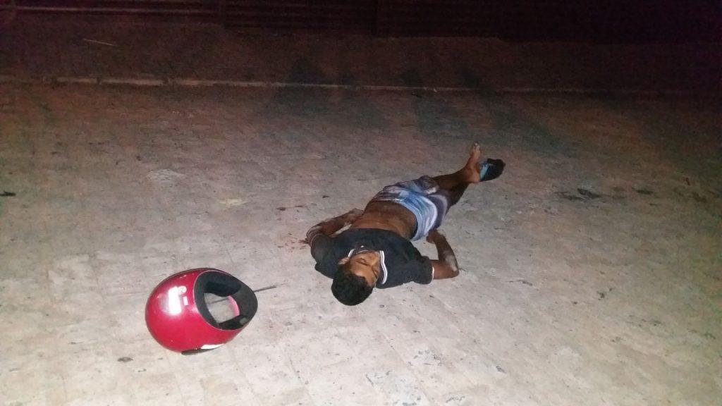 morto-na-vila-universitaria-1024x576 Assaltante é morto a tiros após assalto ao lado do Vila Universitária em João Pessoa