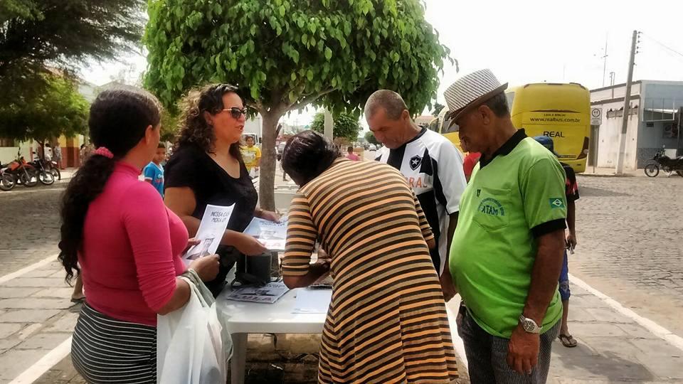 31530975_1689874781132969_7628234411619647488_n Assinaturas em Carta são recolhidas em Monteiro para ser entregue a Lula