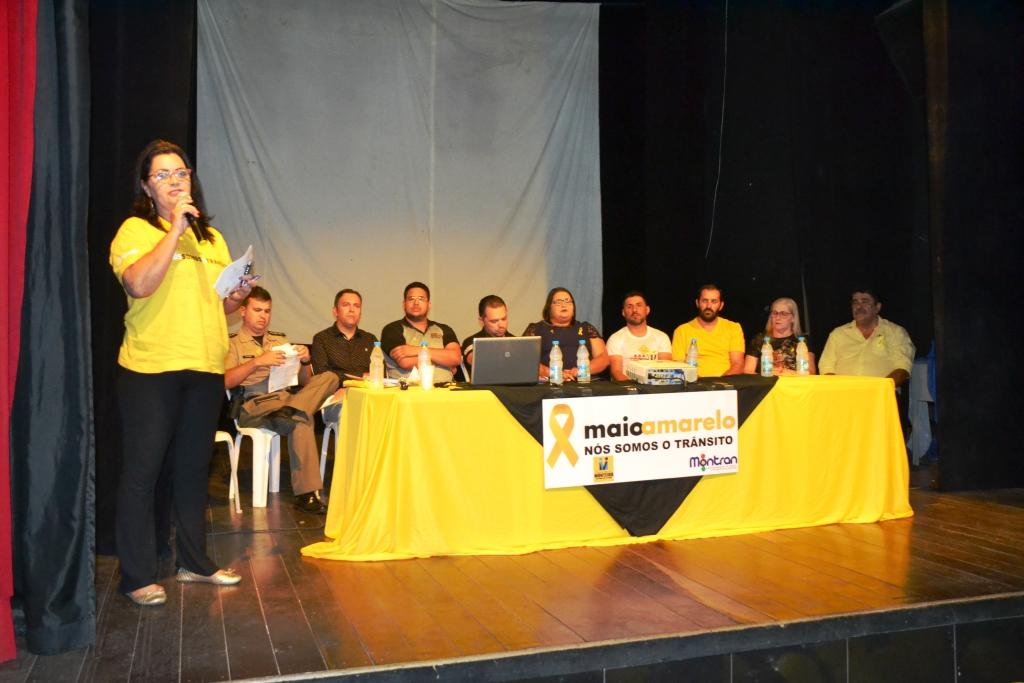 Maio-amarelo-04 Autarquia de Trânsito de Monteiro e UEPB abrem campanha Maio Amarelo com palestras