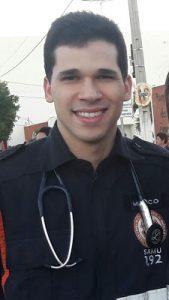 Marcel-Peixoto-Pinheiro-Barros-médico-do-SAMU-169x300 Médico do SAMU de Monteiro fica em 1º lugar no concurso da prefeitura de João Pessoa