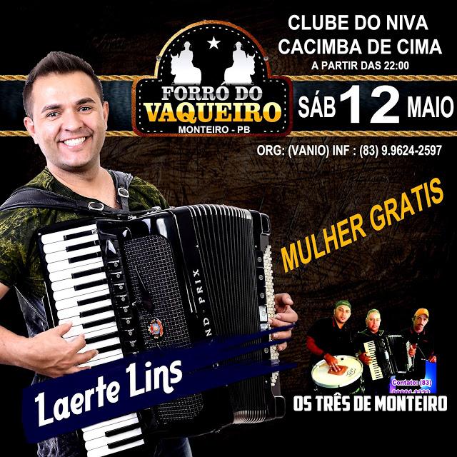 clube-cacimba-nova Laerte Lins faz show nesse fim de semana em Cacimba de Cima Monteiro-PB.