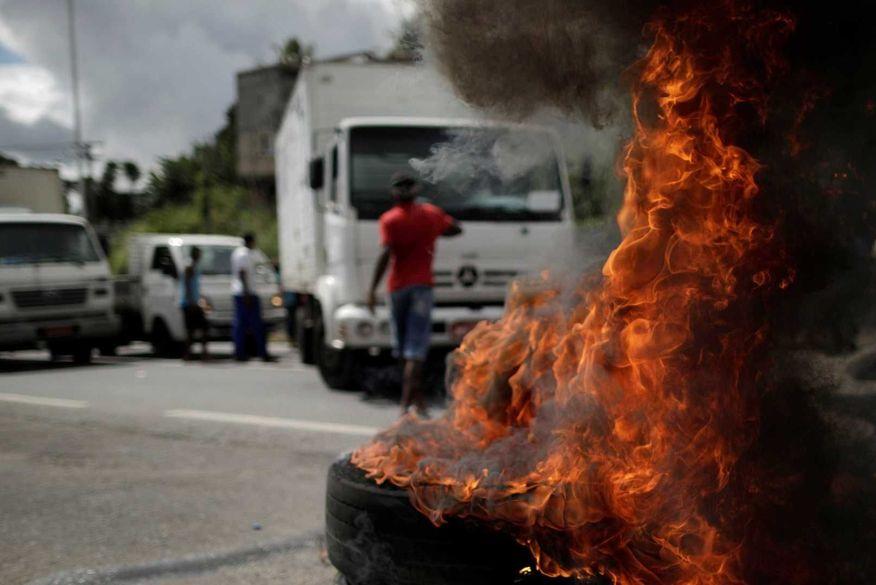naom_5b086214647ce Líder dos caminhoneiros desafia governo: 'Vai correr sangue'