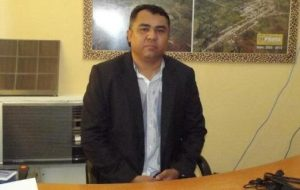 201312081135440000007992-300x190 Na Prata: Morador denuncia falta de material para realizar curativo no Hospital Cícero Nunes .