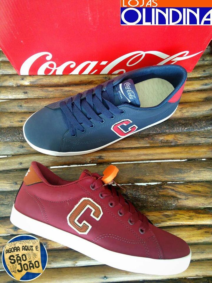 91 Lojas Olindina apresenta coleção de calçados masculinos