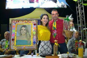 CELE-300x200 Vice prefeito de Monteiro participa da abertura das quadrilhas juninas e é homenageado ao lado da prefeita Lorena