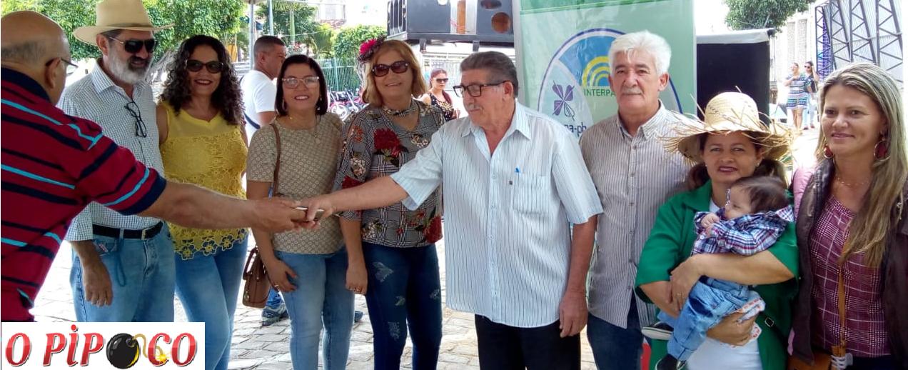 emater Feira comemorativa ao dia internacional do meio ambiente é realizada em Monteiro