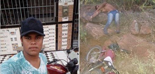 jm Jovem que sofreu acidente de moto em Camalaú morre em Campina Grande