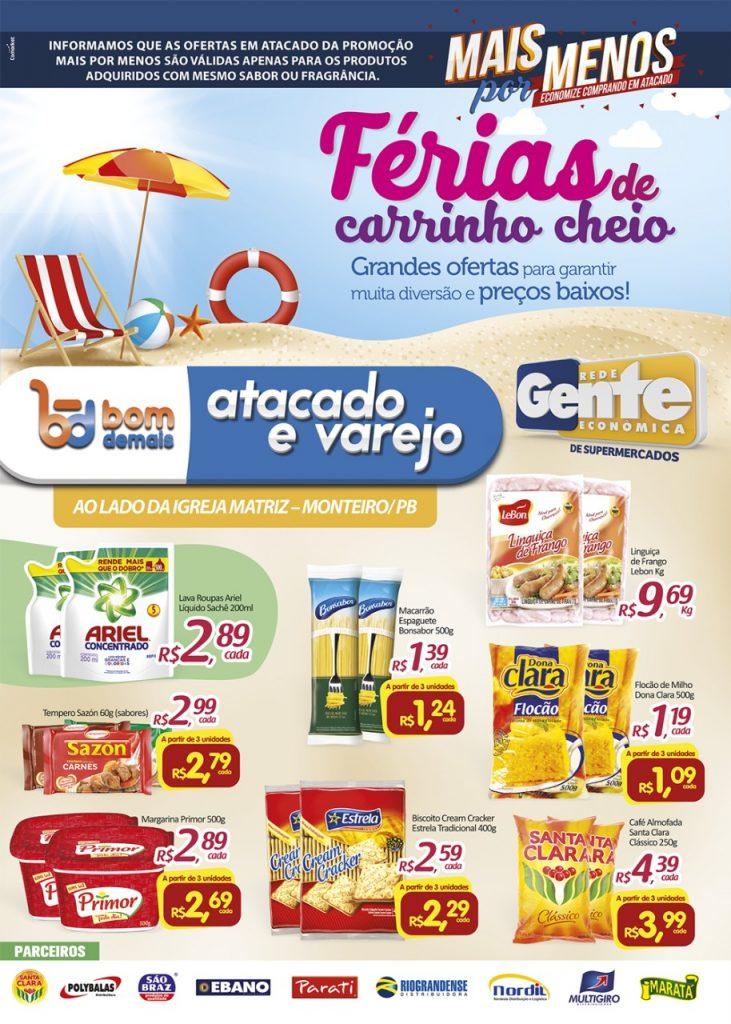 01-731x1024 Confira as Promoções do Bom Demais Supermercados, férias de Carrinho Cheio