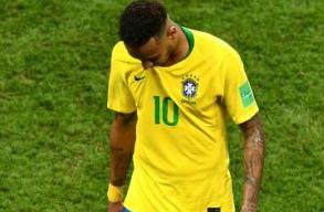 06-07-2018.202837_DESTAQUE Brasil perde por 2 a 1 da Bélgica e está eliminado da Copa