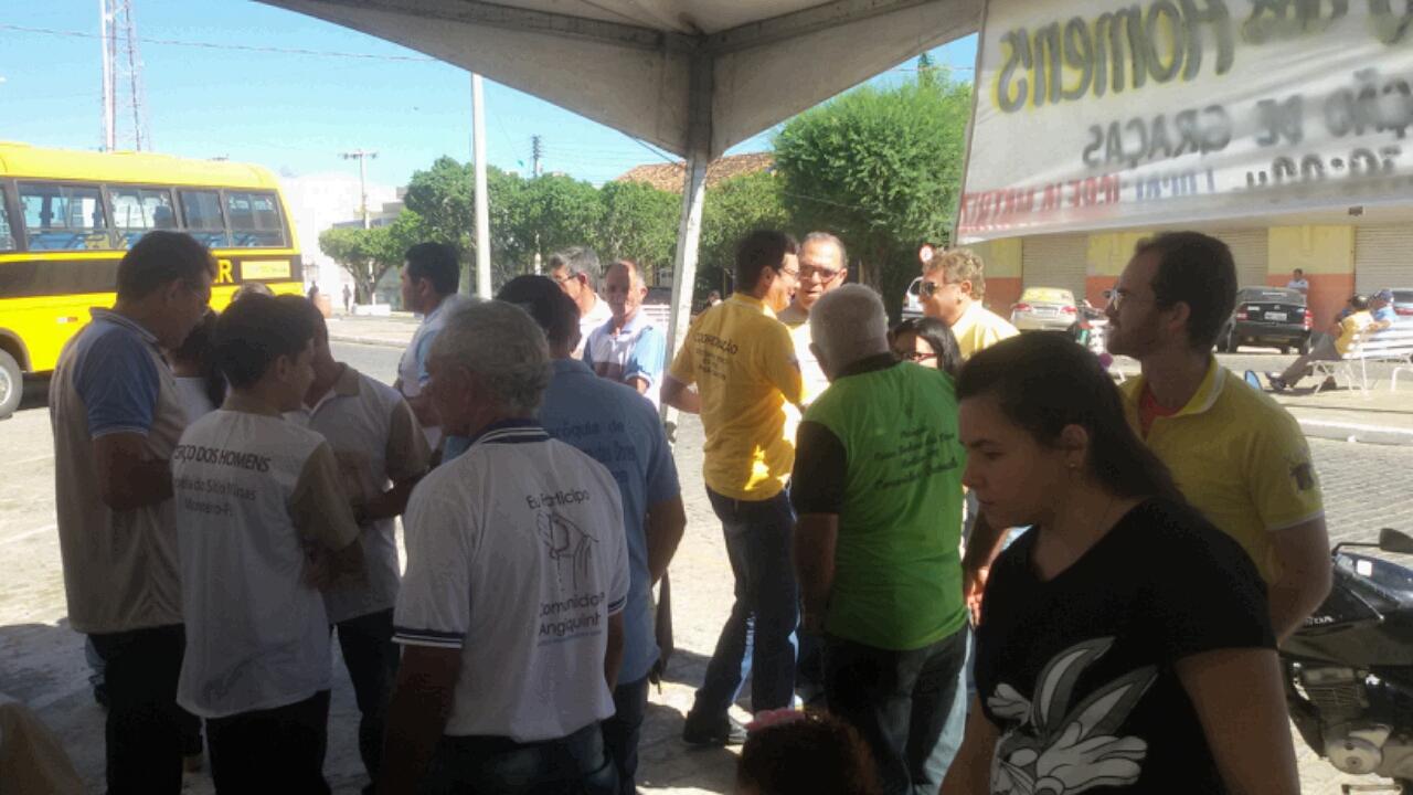 94467d5d-00cd-49cf-bcde-b887aa4d7f7f Terço dos Homens de Monteiro Comemora 13º aniversário,Veja fotos