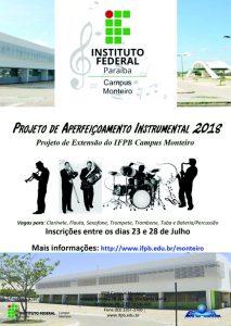 IFPB-213x300 IFPB Campus Monteiro lança projeto de extensão sobre Aperfeiçoamento Instrumental