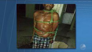 foto2-300x169 Homem é amarrado em poste por vizinhos após agredir e empurrar mulher
