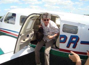 ricardoaviao-300x219 Tovar denuncia Ricardo por improbidade por uso indevido de avião do Estado