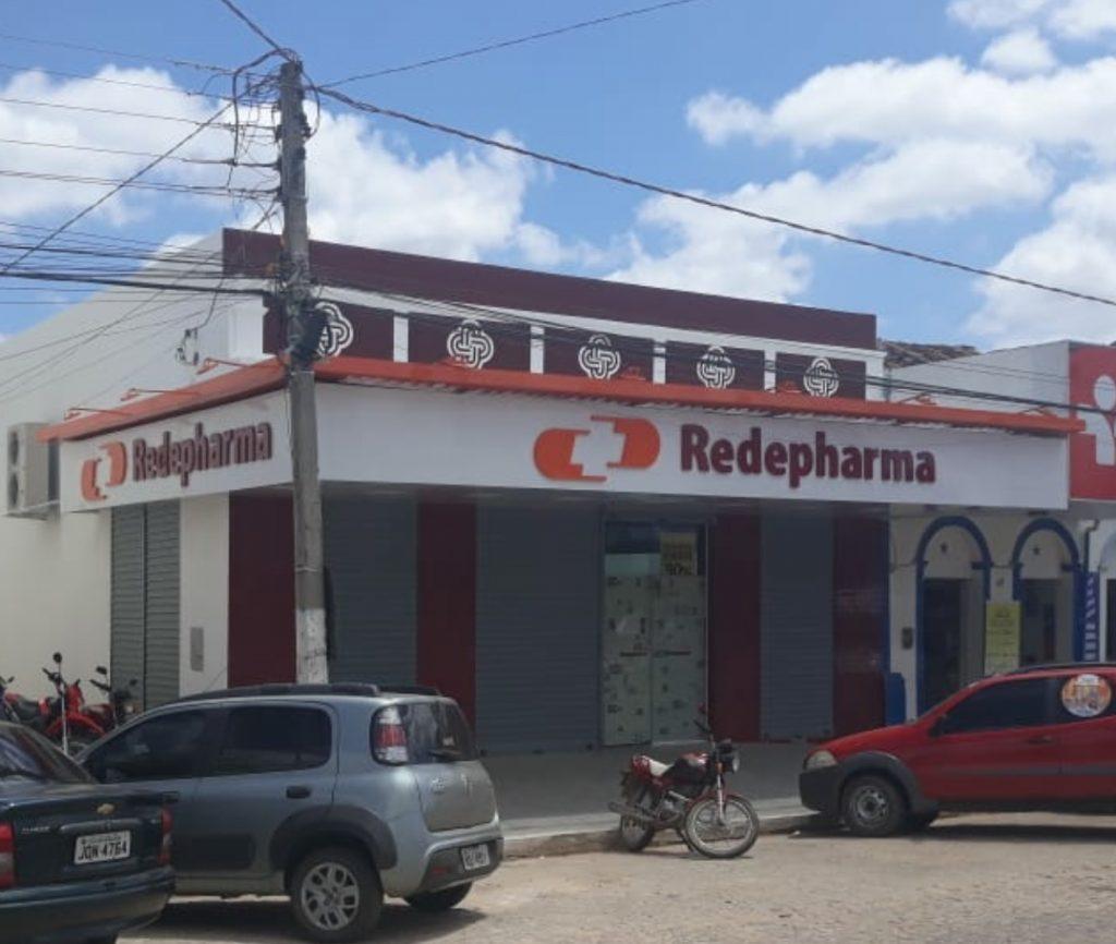 REDEPHARMA-MONTEIRO-1024x866 É HOJE: Redepharma inaugura filial nesta quarta-feira (26) em Monteiro