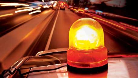 SIRENE Homem embriagado é preso conduzindo moto adulterada em Sumé
