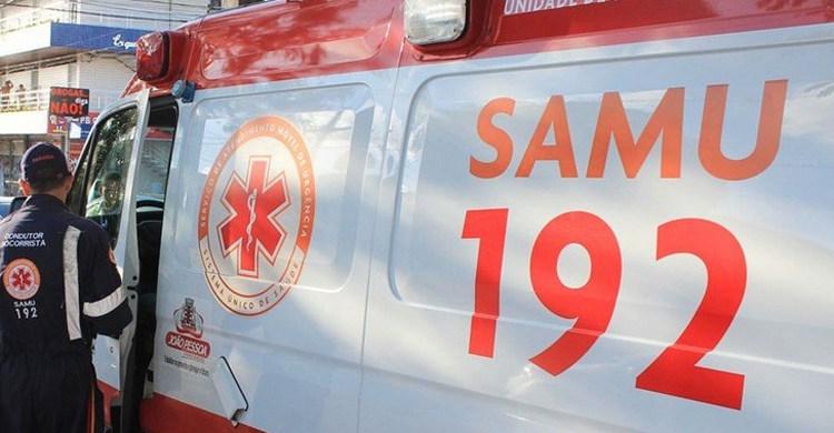 Samu-1 Homem morre em acidente de moto no Cariri paraibano