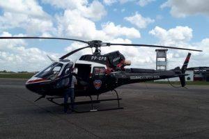 helicóptero-300x200 Segundo helicóptero da Segurança Pública chega à Paraíba