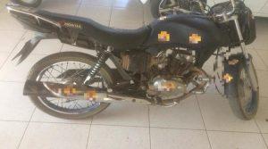 moto-tomanda-por-assalto-300x167 Polícia Militar recupera moto que foi tomada de assaltoem Monteiro