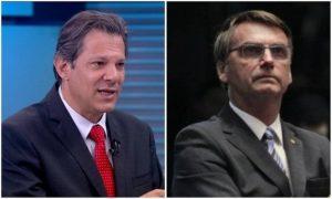 xmontagem-Haddad-bolsonaro.jpg.pagespeed.ic_.kGs-NzW2p--300x180 Haddad sobe a 22%; Bolsonaro tem 28%, mas se enfraquece no 2º turno, diz Datafolha