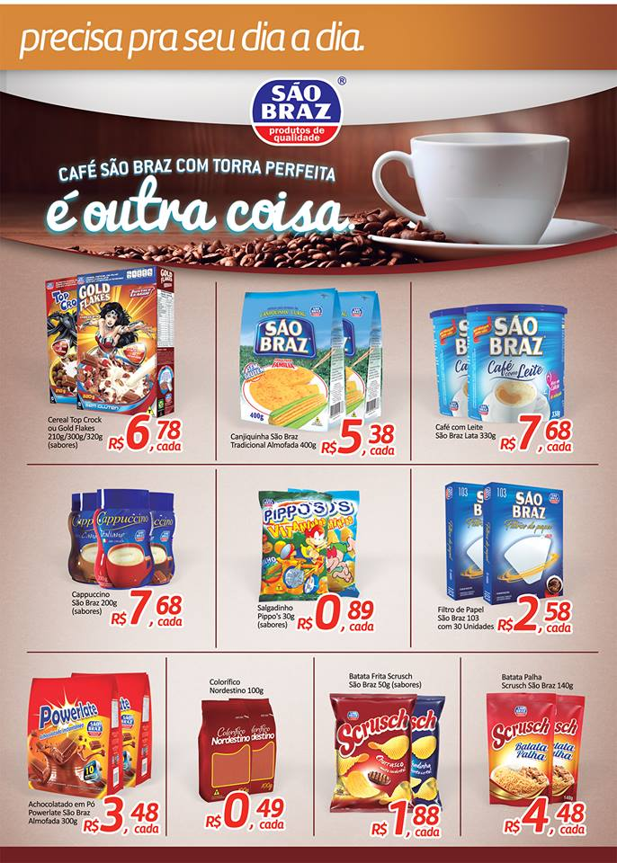 03 Supermercados Bom Demais Atacado e Varejo está com novas e imperdíveis promoções Feliz Mês das Criança