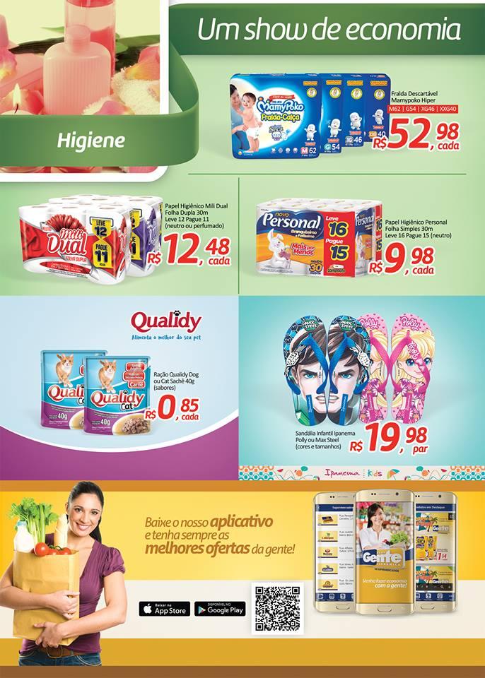 07 Supermercados Bom Demais Atacado e Varejo está com novas e imperdíveis promoções Feliz Mês das Criança