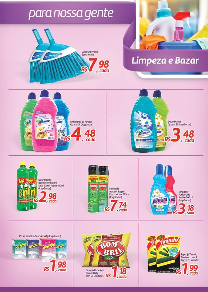 08 Supermercados Bom Demais Atacado e Varejo está com novas e imperdíveis promoções Feliz Mês das Criança