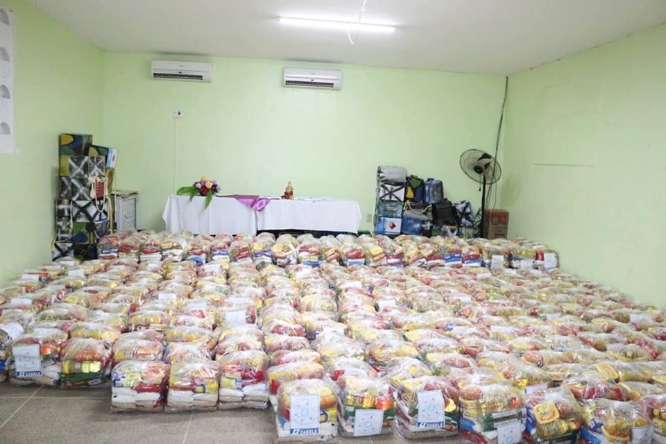 44838513_1146115315550745_3499857992109522944_n Prefeitura de Zabelê realiza distribuição de 300 sextas básicas para beneficiários do Bolsa Família