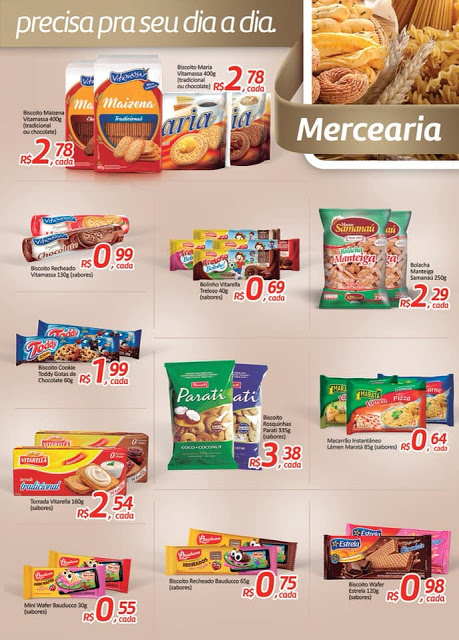A2 Confira as Promoções do Bom Demais Supermercados, Mega Natal