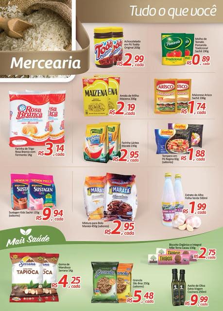 A3 Confira as Promoções do Bom Demais Supermercados, Mega Natal