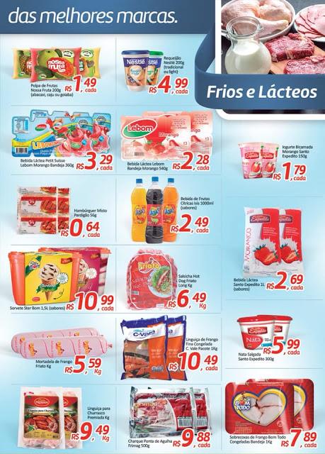 A6 Confira as Promoções do Bom Demais Supermercados, Mega Natal