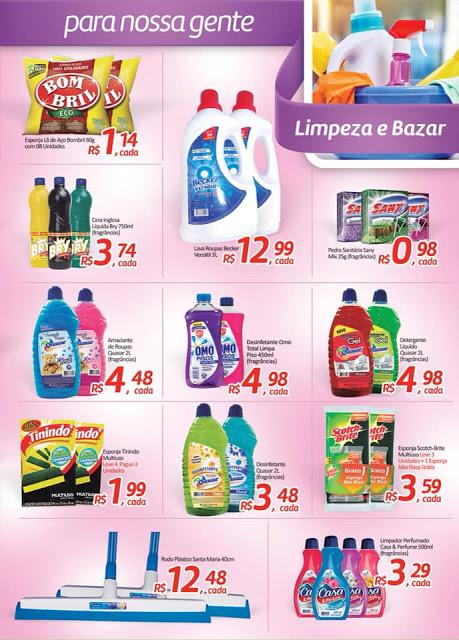 A7 Confira as Promoções do Bom Demais Supermercados, Mega Natal