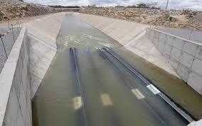 transposiçao Água da transposição não tem data para chegar em Boqueirão