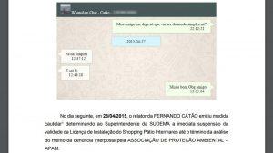 wpp-catao-300x169 Relatório mostra conversas entre senador, empresário e conselheiro do TCE para barrar shopping na PB