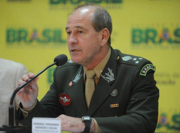 abr070513dsc_5522 Bolsonaro anuncia o general Fernando Azevedo e Silva para a Defesa