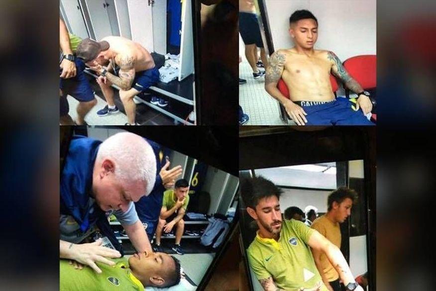 ataque_onibus_jogo_river_boca_jrs Final da Libertadores entre River e Boca é adiada após ataque a ônibus